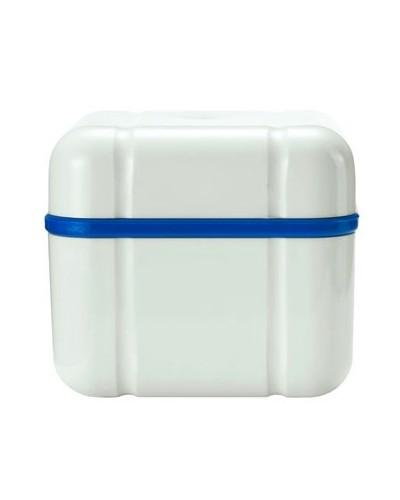 Кутия за почистване на протези BDS, синя